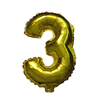 Number Balloons (Gold 3)