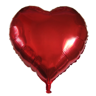 "Heart Shape Balloon (23"" Red)"