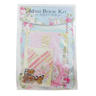 Mini Photo Album Kit Set 1