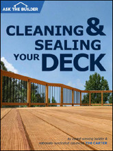 Cleaning &amp; Sealing Your Deck eBook