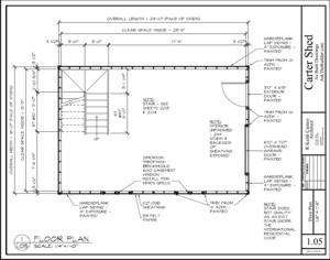 Askthebuilder shed plans for Two story shed plans free