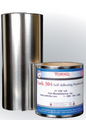 """York Stainless Steel Roll Flashing - 9"""" wide"""