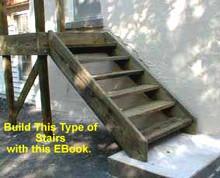 Building Simple Stairs EBook
