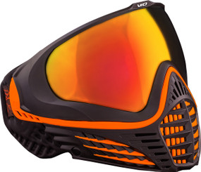 Virtue Goggle COntour black Amber