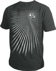 Eclipse Mens Capture T-shirt Charcoal 2XL