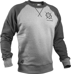 Eclipse Mens Crew Sweatshirt Mal L