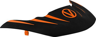 Virtue Stealth Visor Orange Black