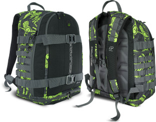 Eclipse GX Gravel Bag Stretch Poison