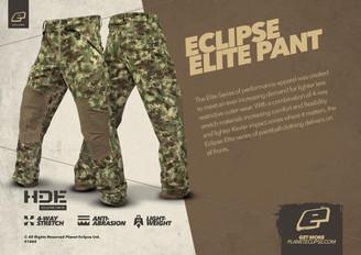 Planet Eclipse Elite Pants HDE Camo XL