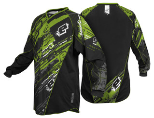 Planet Eclipse Rain Jersey lIZZARD 2xl