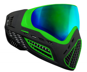 Virtue Vio Ascend Goggle Lime Black