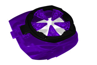 Virtue CrownSF Spring Finger Speed Feed (Purple)