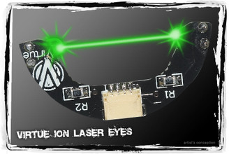 Virtue Ion Laser Eye Board (Green)