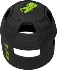 Eclipse Bottle Grip by Exalt - (Black/Lime)