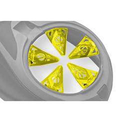 Virtue Crown SF Rotor - Yellow