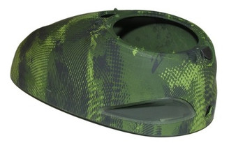 Dye Paintball Rotor High Capacity Top Shell - Camo