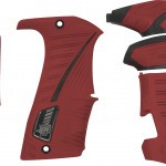 Eclipse LV1/Geo 3.1 Grip Kit Red