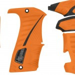 Eclipse LV1/Geo 3.1 Grip Kit Orange