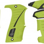 Eclipse LV1/Geo 3.1 Grip Kit Lime Green