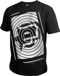 Eclipse Mens Spiro t-shirt Black L