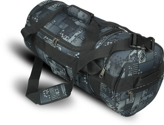Eclipse Holdall Pixel Grey