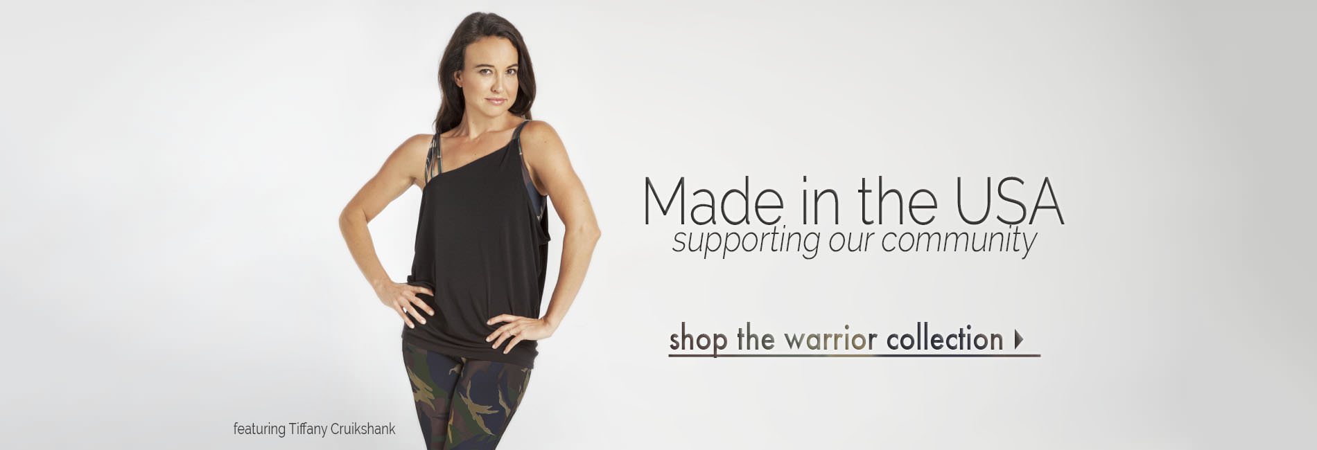 Yoga Clothes Made in the USA