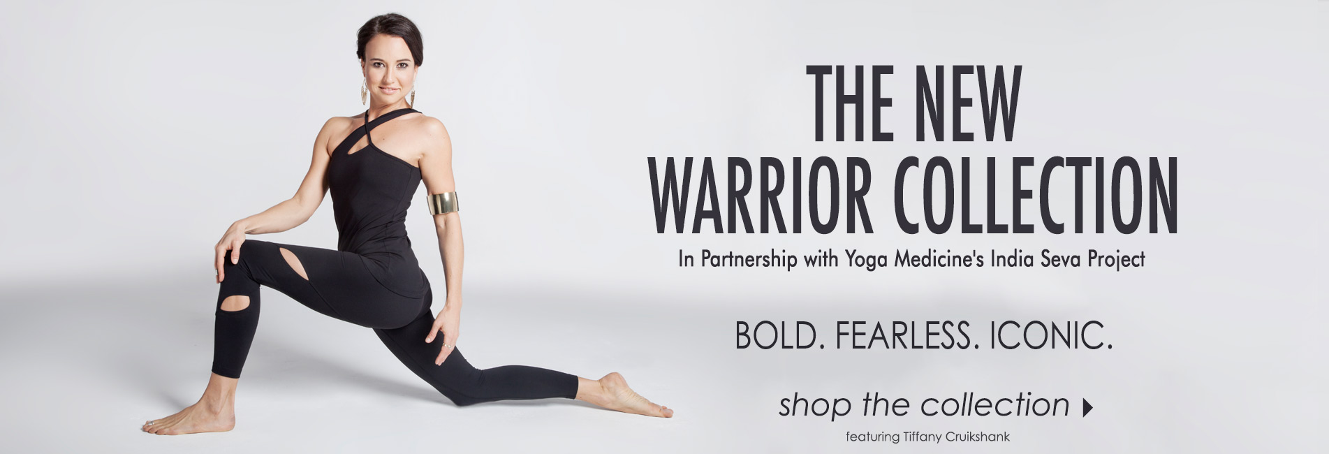 The KiraGrace New Warrior Collection
