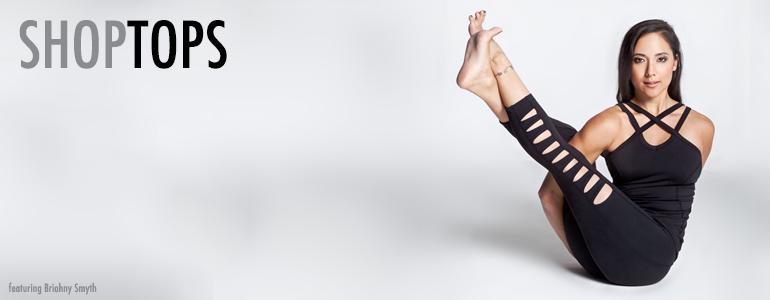 Shop KiraGrace Yoga Tops, Featuring Briohny Smyth