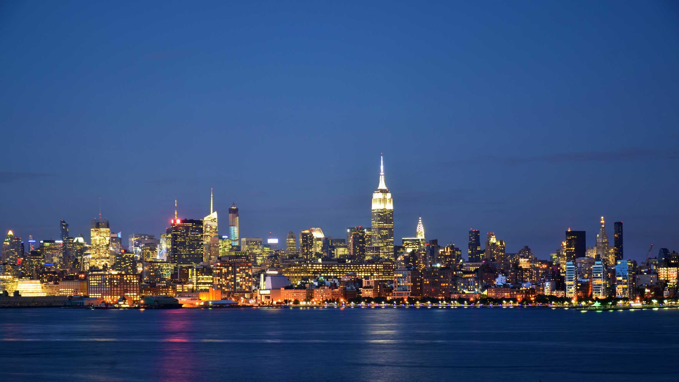 New York City Look