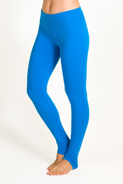 Grace Yoga Tight (Bright Blue)