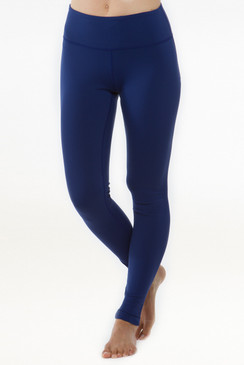 Glamour Goddess Hi-Waist Yoga Tight (Midnight)