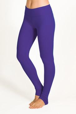 Violet Purple Grace Yoga Tight Leggings