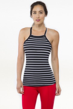 Flirt Sailing Halter (Stripe)
