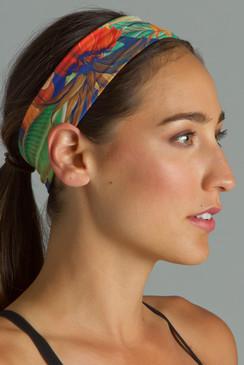 Yoga printed headband