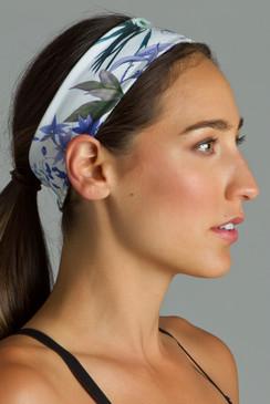 Eden printed yoga headband