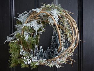 Faraway Forest Half Day Wreath Class