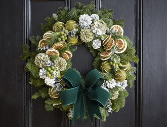 Sprout Cottage Half Day Wreath Class
