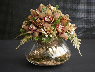 Spice Manor Half Day Table Arrangement Class