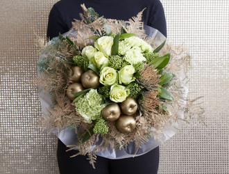 Gilded Lime Half Day Bouquet Class