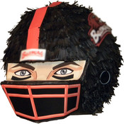 Football Helmet Pinata