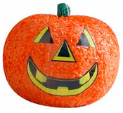Halloween Jack-o&#039;-lantern Pinata