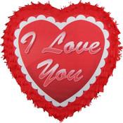I Love You Heart Pinata