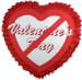 No Valentine's Day Heart