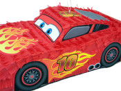 Disney Cars Lightning McQueen Pinata