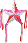 Valentine's Day Star Pinata