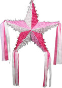 Girl&#039;s Star Pinata