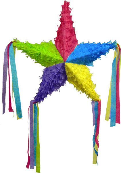 how to make a traditional mexican pinata