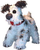 101 Dalmatians Dog Pinata