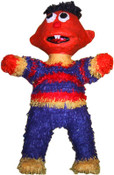 Sesame Street Ernie Puppet Pinata