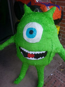 "Cyclops Monster  Pinata - Jumbo 36"" - 42"""